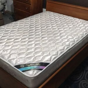 Full-size perfect sleeper Supreme 1000/ bed frame